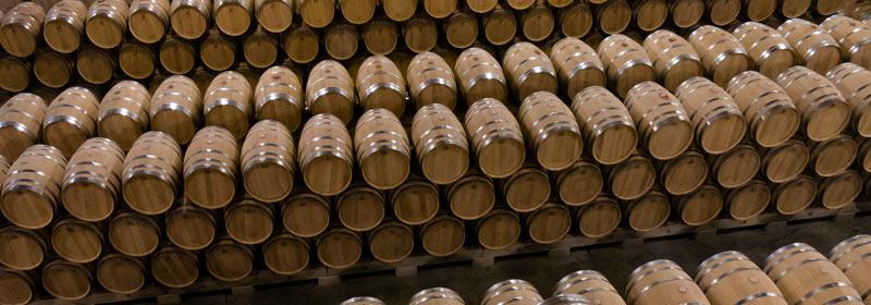 Spanische Weinkeller oder Bodegas
