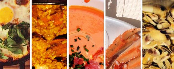 Spanisches Essen: Leidenschaft pur