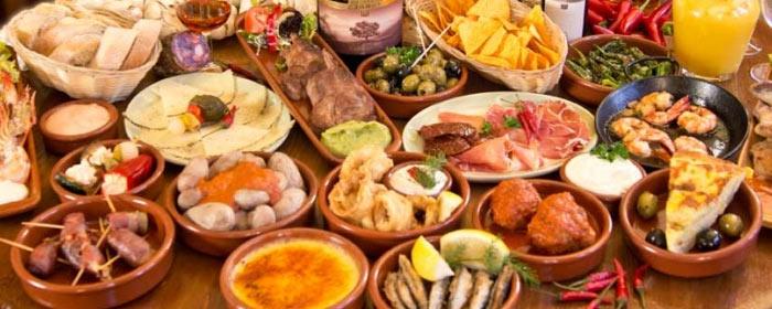 Tapas-Rezepte - Köstlichkeiten aus Spanien