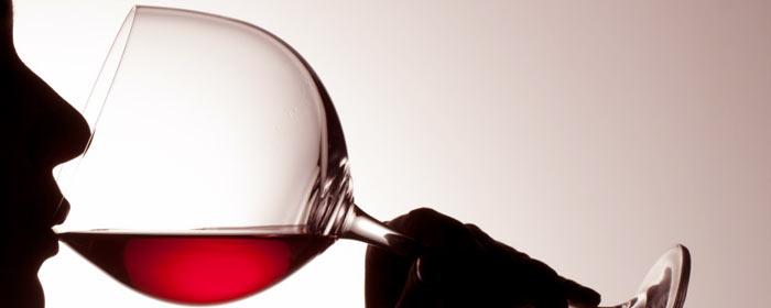 Die Weinprobe - was ist die Reihenfolge?