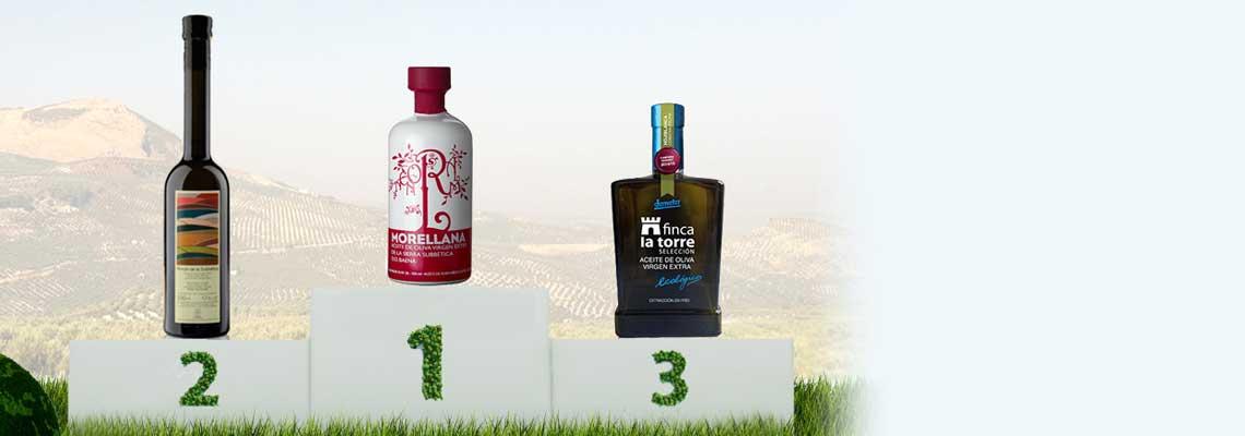 Die besten Bio Olivenöl der Welt