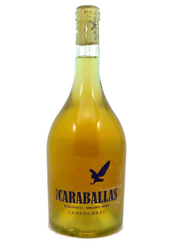 Caraballas Chardonnay Ecológico