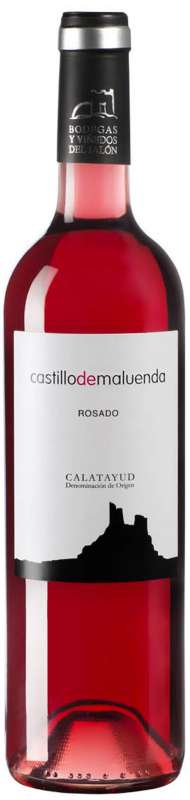 Castillo de Maluenda Rosado