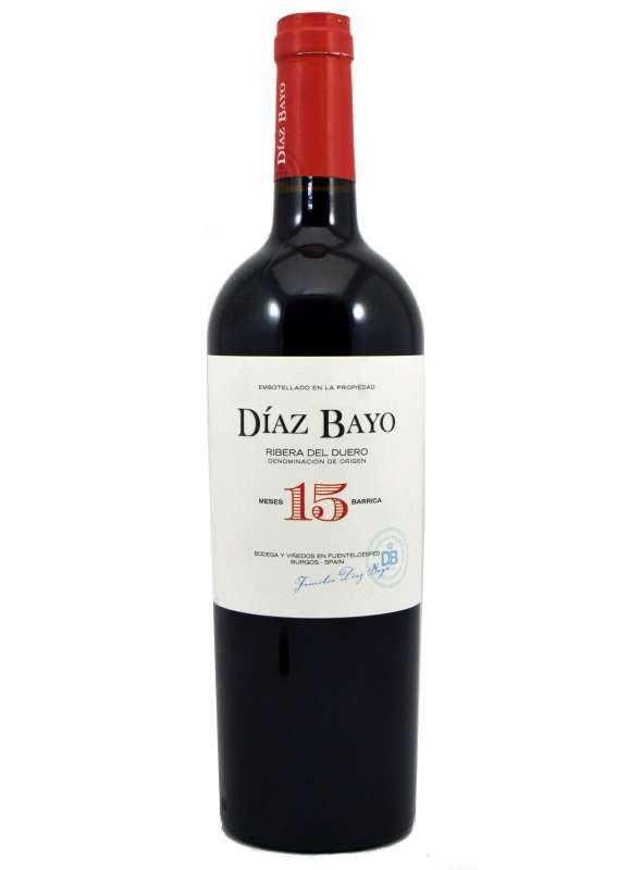 Díaz Bayo 15 Meses
