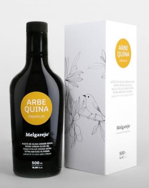 Melgarejo, Premium Arbequina
