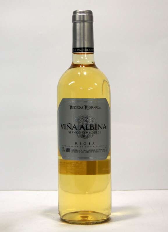 Viña Albina Blanco Semi