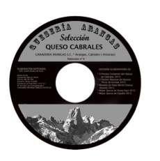 Cabrales Käse Pepe Bada, Selección Cabrales