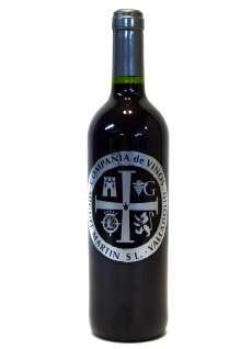 Compañia de Vinos M. Martín Tinto  - 12 Uds.