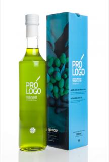 Kaltgepresstes olivenöl Prólogo
