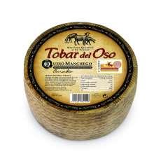 Manchego käse Tobar del Oso