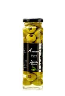 Oliven Clemen, Olives-Jalapeños