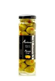 Oliven Clemen, Olives-Naranja