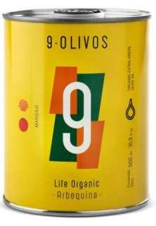Olivenöl 9-Olivos, Arbequina