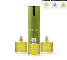 Olivenöl 9-Olivos, pack cata Green Flavours