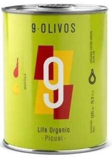 Olivenöl 9-Olivos, picual