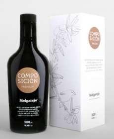 Olivenöl Melgarejo, Premium Composición