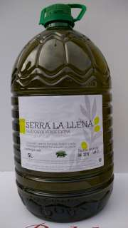 Olivenöl Serra la Llena