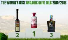 Olivenöl World's best organic olive oils pack