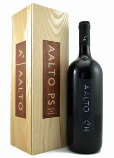 Rotwein Aalto PS (Magnum)