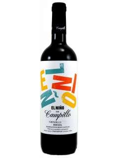 Rotwein El Niño de Campillo