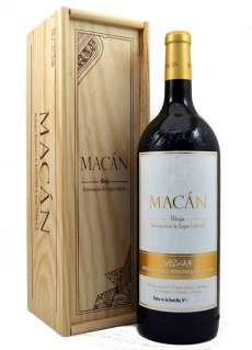 Rotwein Macán (Magnum)