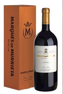 Rotwein Marqués de Murrieta  (Magnum)