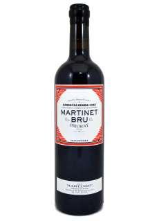 Rotwein Martinet Bru