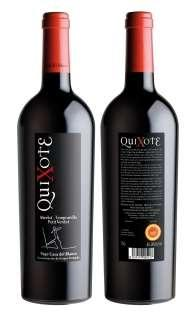Rotwein Quixote MTPV 2012