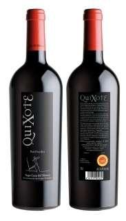 Rotwein Quixote PV 2009