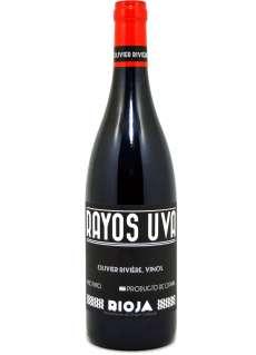 Rotwein Rayos Uva