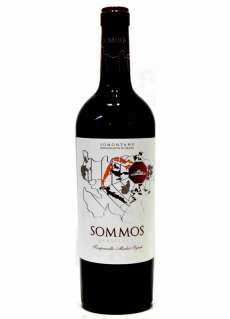 Rotwein Sommos Varietales Tinto