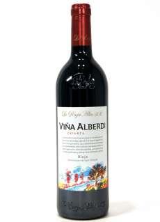 Rotwein Viña Alberdi