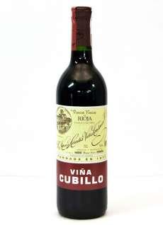 Rotwein Viña Cubillo