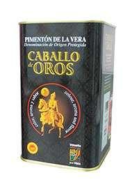 Spezialitäten Caballo de Oros, PICANTE