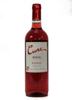 Wein Cune Rosado