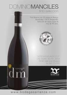 Wein Dominio de Manciles, Selección Especial