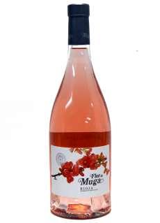 Wein Flor de Muga Rosado