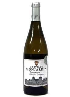 Weißwein Castillo Monjardín Chardonnay Fermentado en Barrica