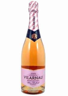Weißwein Vilarnau Rose